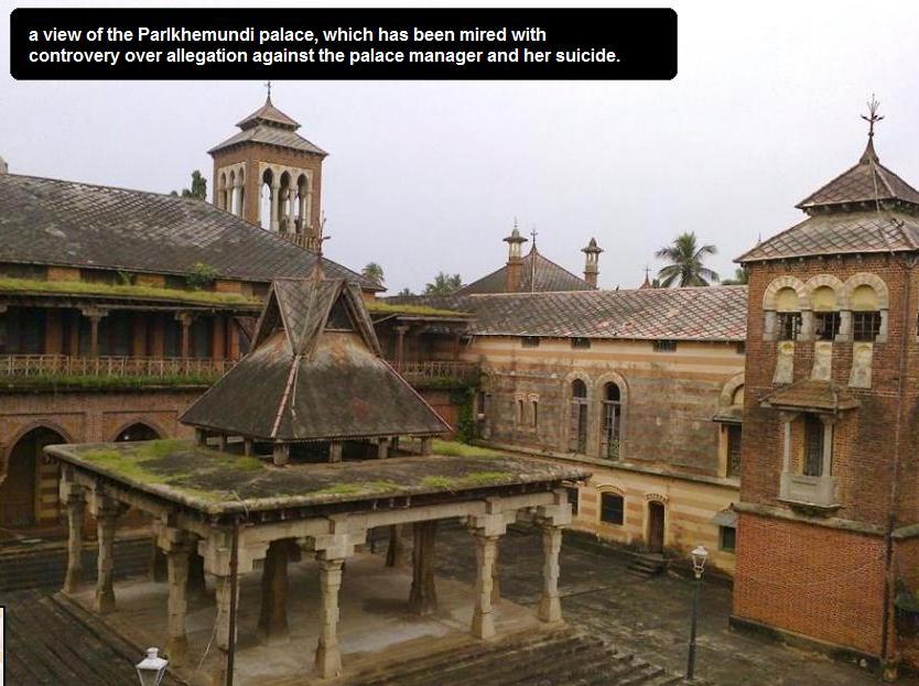 Parlakhemundi palace